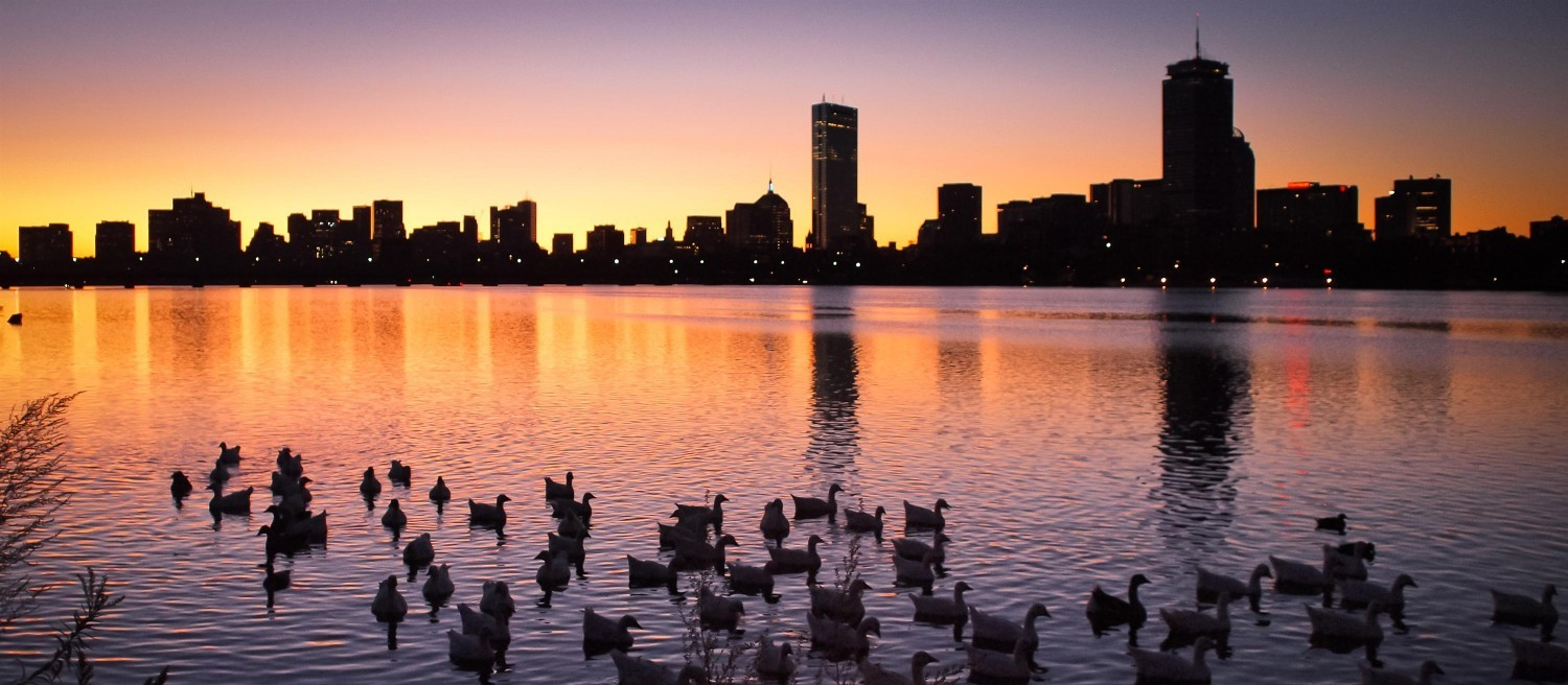 Sunrise-Over-Boston