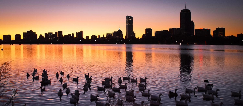 Sunrise-Over-Boston